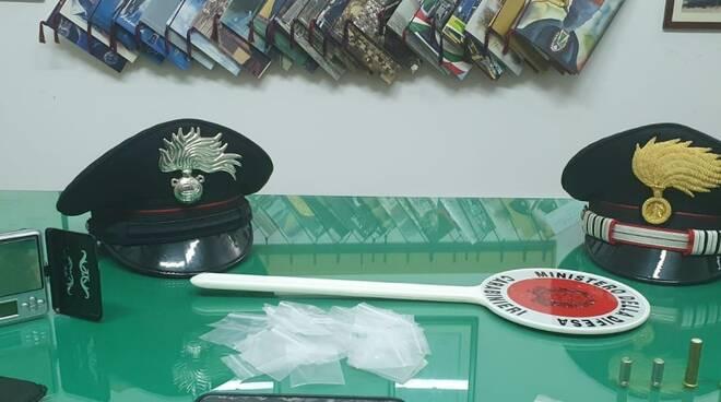 Carabinieri Droga Amalfi