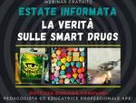 Giornata Mondiale Contro le Droghe: si parla di smart drugs