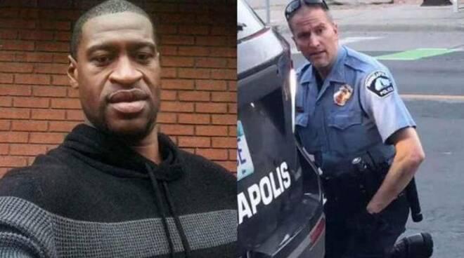 Caso Floyd: l'ex agente che lo uccise condannato a 22 anni e 6 mesi di carcere