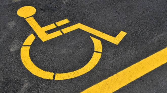 Cava de' Tirreni, disabilità e piano della sosta
