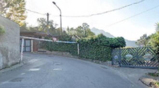 Cava de' Tirreni: strada ko, lavori al palo da 7 anni in via Gaetano Cinque