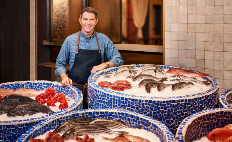 """Con lo chef Bobby Flay un tocco di """"Amalfi"""" a Las Vegas"""