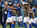 Europei, terza vittoria per l'Italia che batte il Galles 1-0 ed accede agli ottavi di finale