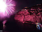 Fuochi d'artificio a Meta la Conca Diego Ambruoso
