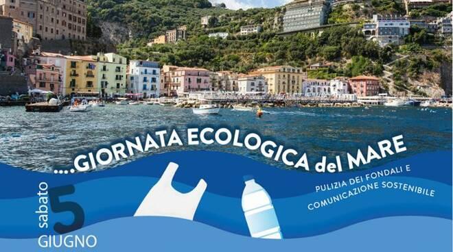 Giornata Mondiale dell'Ambiente a Sorrento