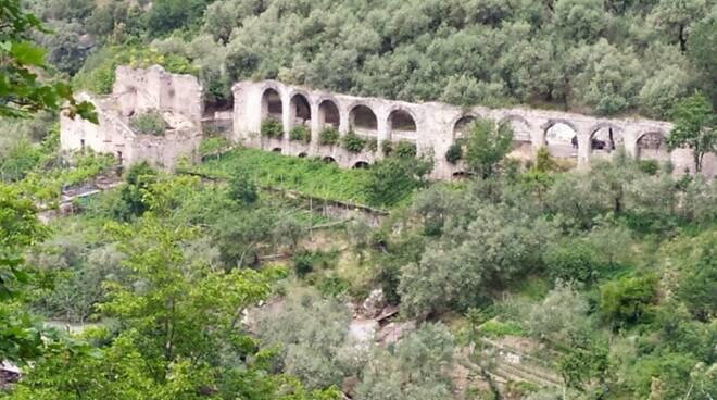 Gragnano, riscoperto acquedotto: «Risale all'epoca romana»