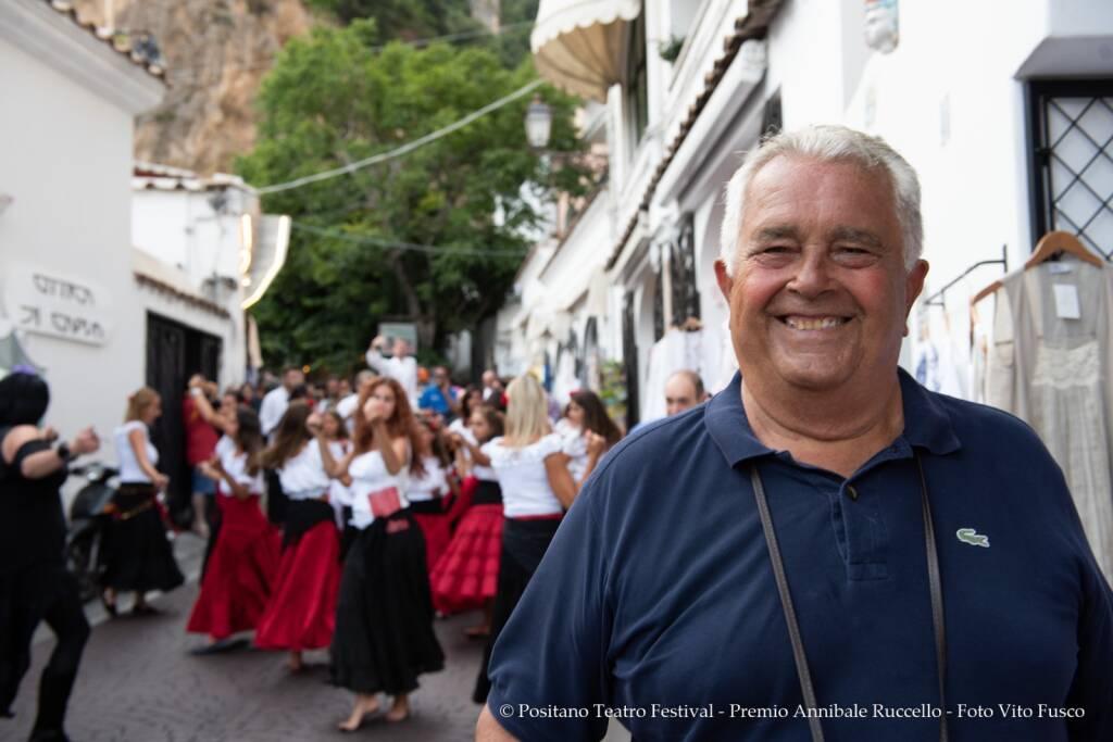 Il mondo del teatro ricorda Gerardo D'Andrea,  regista e direttore del Positano Teatro Festival