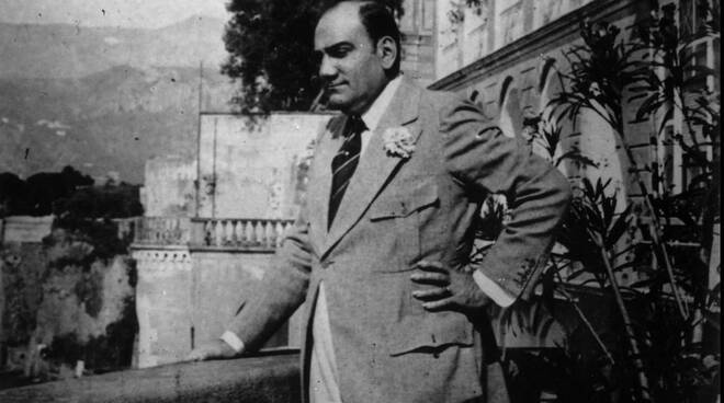 Il Ravello Festival omaggia Enrico Caruso nel centenario della sua scomparsa
