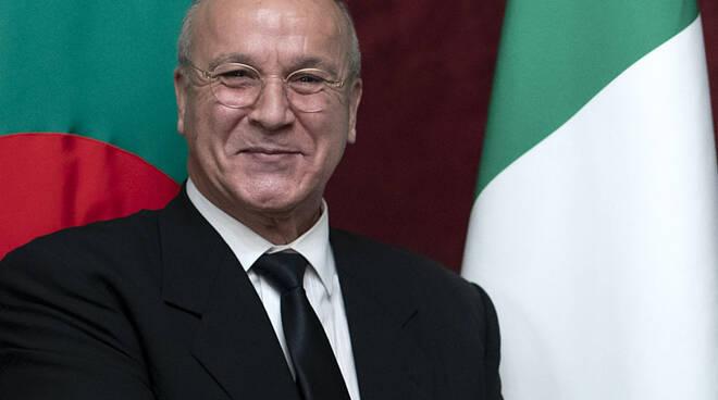 L'Ambasciatore d'Algeria in Italia a Cetara in Costiera amalfitana, un antico legame