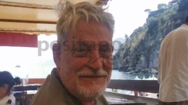 Lo Chef romano Gianfranco Angelillo a Positano