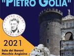 Locandina prima edizione del Premio Pietro Golia 2021