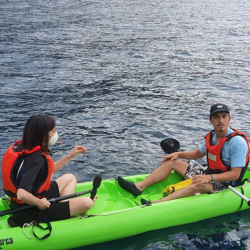 Massa Lubrense, stasera il Parco Marino di Punta Campanella ed i volontari del Project Mare su Rai 3