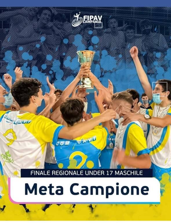 Meta campione volley