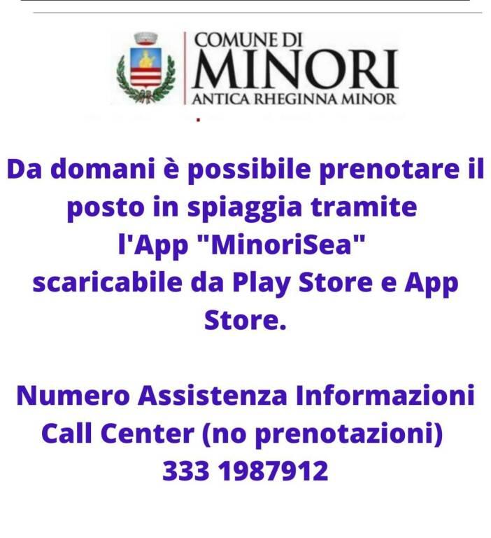 Minori app