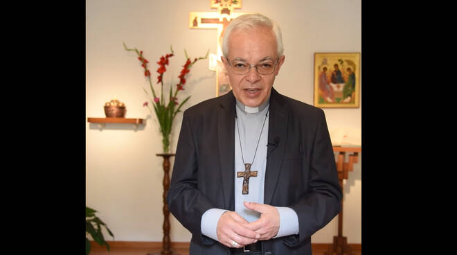 """Mons. Francesco Alfano commenta il Vangelo del giorno: """"Abbiamo vissuto la paura fino a sentirci smarriti"""""""