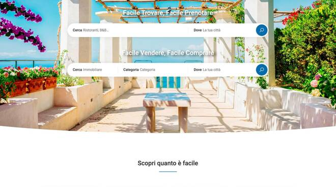 Nasce a Sorrento Easycostiera.it, il nuovo portale per soggiornare, vivere e abitare in Penisola Sorrentina e Costiera Amalfitana