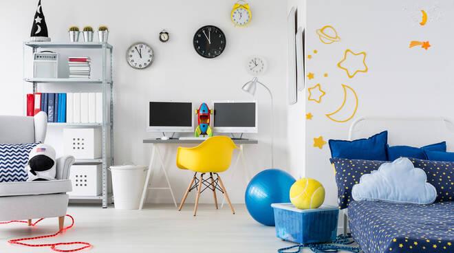 Orologi da parete particolari perfetti per la cameretta di un bambino