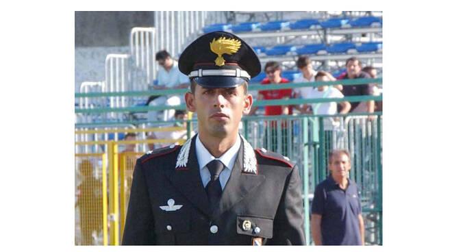 Pagani, 13 anni dalla morte del Tenente dei Carabinieri Marco Pittoni, ucciso nel tentativo di sventare una rapina