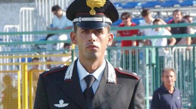 Pagani: oggi la cerimonia commemorativa per il tenente Marco Pittoni, nel tredicesimo anniversario della morte
