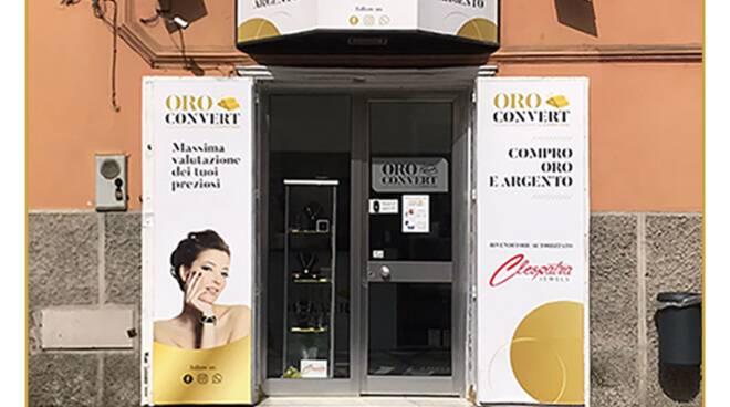 Penisola Sorrentina, Oro Convert marchio noto ed affidabile ti aspetta nelle proprie sedi per una valutazione gratuita