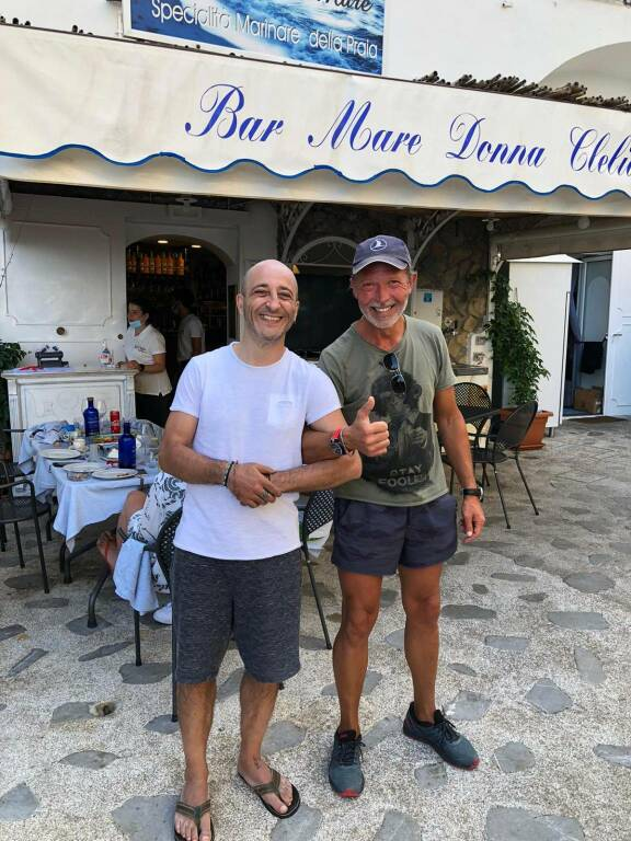 Per i Ditelo Voi vacanze a Praiano!