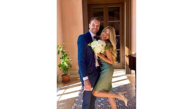 Piano di Sorrento, auguri ad Umberto Garofalo ed Aurora Russo per la loro promessa di matrimonio
