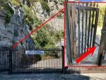 """Piano di Sorrento, dopo la denuncia di Salvatore Mare riaperto il cancello di Parco Lamaro: """"L'accesso al mare è un diritto di tutti"""""""