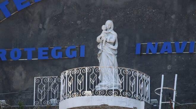 """Piano di Sorrento, il racconto del prof. Ciro Ferrigno: """"La statua della Stella Maris"""""""