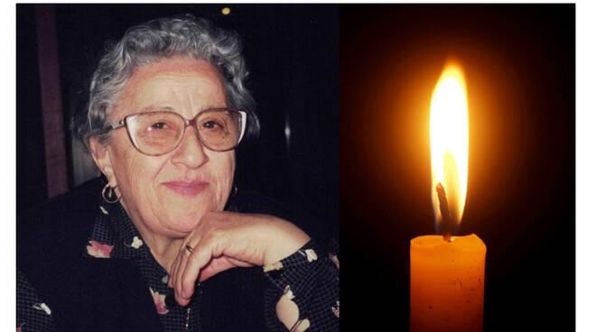 Piano di Sorrento, si è spenta a Perugia la 95enne Angela Gargiulo vedova Russo
