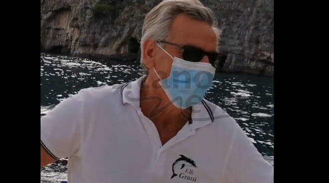 Positano, da Fornillo alla Spiaggia Grande con Stefano Grassi