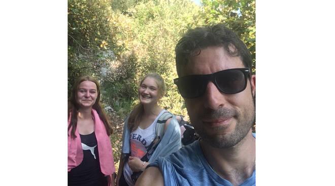 Positano, due ragazze salvate sul Sentiero degli Dei. Avevano perso l'orientamento