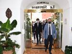 """Positano, l'incontro del sindaco con il ministro Garavaglia: """"Ripartiamo diventando protagonisti"""""""