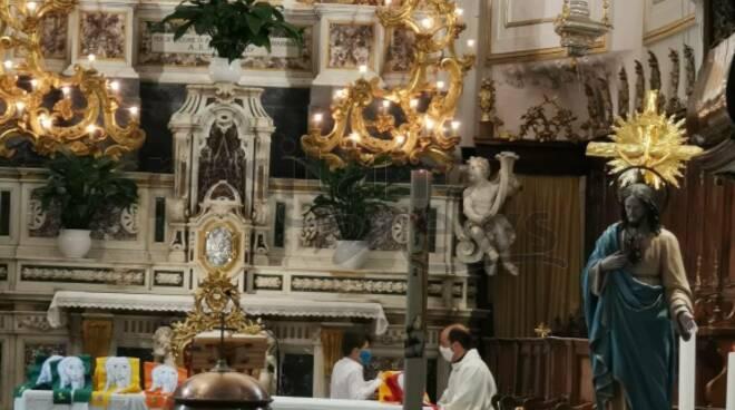 Positano, oggi le Confessioni in vista delle Prime Comunioni