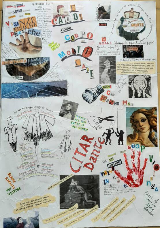 """Positano-Praiano, l'IC """"Lucantonio Porzio"""" partecipa al progetto """"Un manifesto per Dante"""""""
