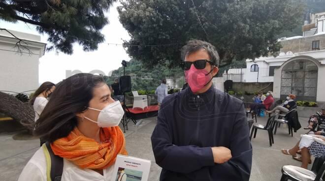 Positano Racconta, appuntamento con lo scrittore Mario Desiati
