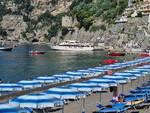 Positano: ripartono le vie del mare, il primo traghetto da Salerno ed Amalfi