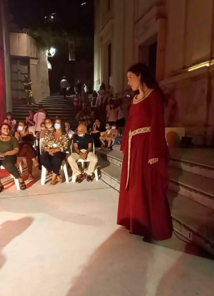 "Positano, successo e magia pe ril musical ""Amalfi 839AD"""