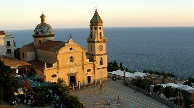 Praiano Chiesa San Gennaro
