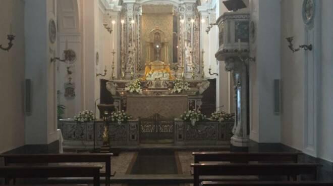Raito di Vietri sul Mare in festa per la Santa Patrona Maria SS.ma delle Grazie: il programma