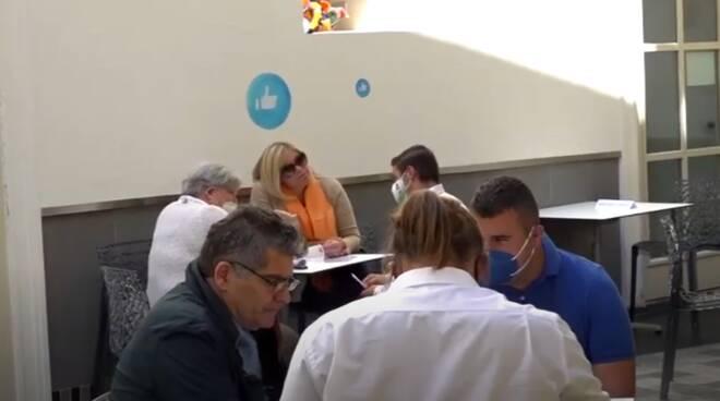 Recruiting Day a Sant'Agnello: il servizio del TGR