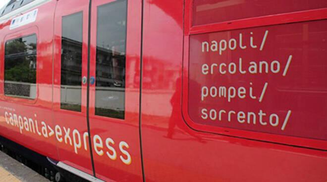 """Riparte dal 5 giugno il """"Campania Express"""""""