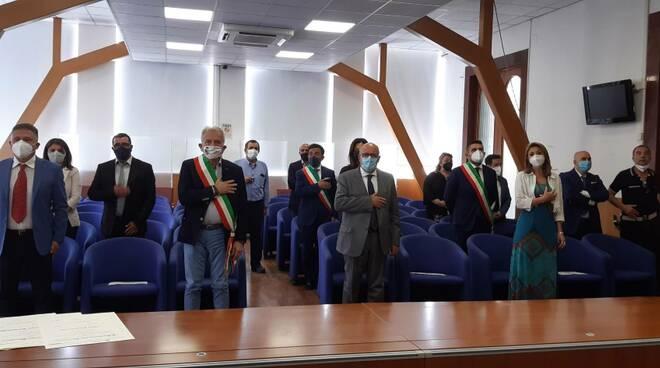"""Salerno: questa mattina il Prefetto ha consegnato le onorificenze """"al Merito della Repubblica Italiana"""" ai cittadini"""