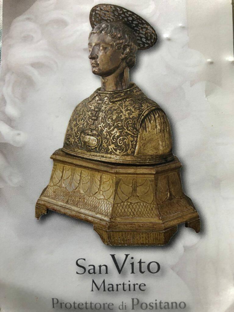 San Vito Martire Positano