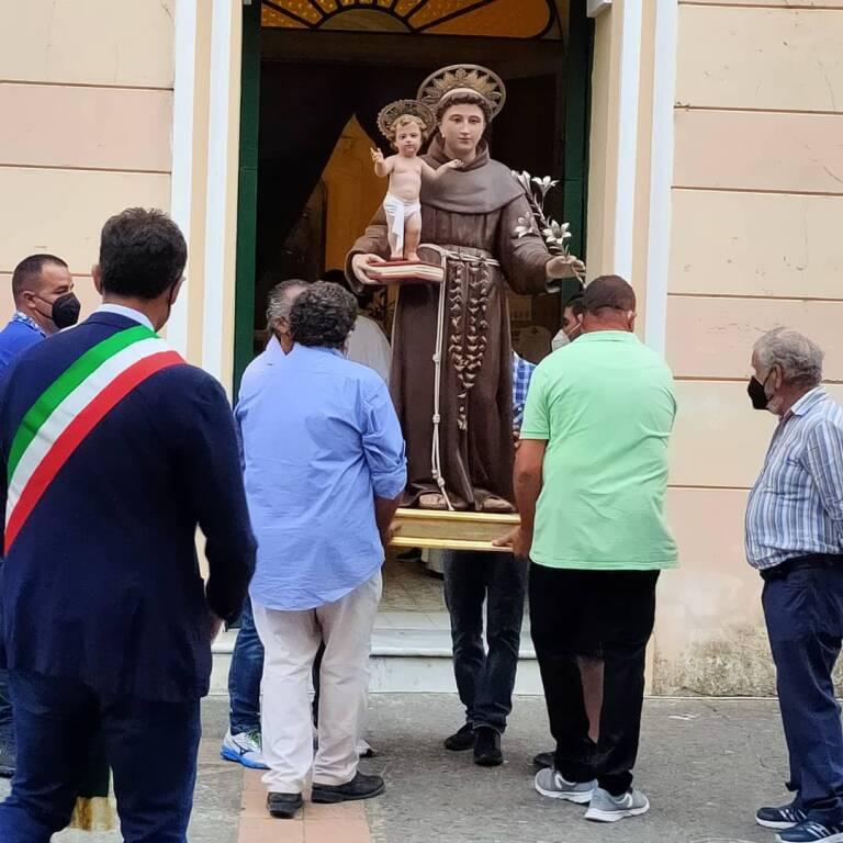 Sant'Antonio a Montepertuso Positano