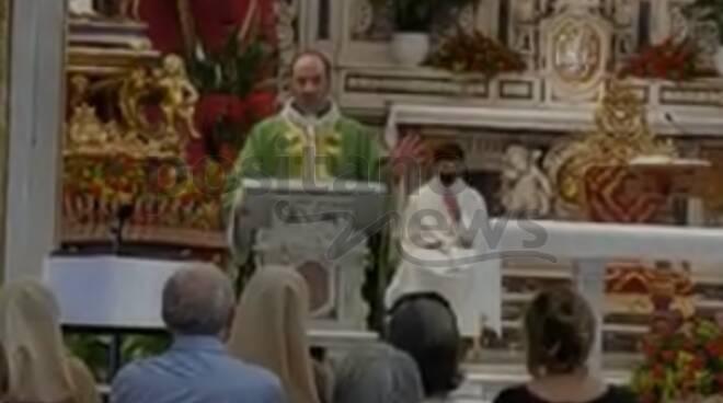 Sant'Antonio a Positano: festa a Montepertuso ed alla Chiesa Madre la predica di Don Danilo