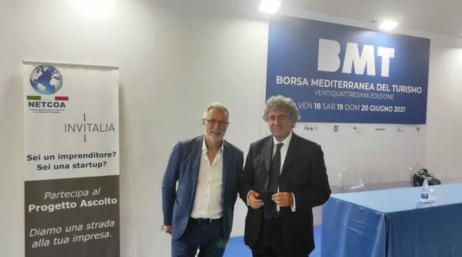 Sorrento, il Museo Correale alla BTM di Napoli. Paolo Jorio: «Alleggerire gli ostacoli burocratici e modificare la normativa sul D.U.R.C.»