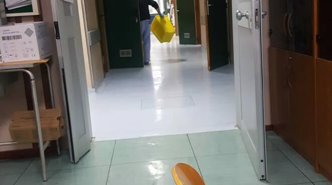 Sorrento ospedale situazione precaria radiologia