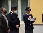 Sorrento: questa mattina anche Luigi Di Prisco all'inaugurazione del nuovo Ufficio denunce del commissariato di polizia