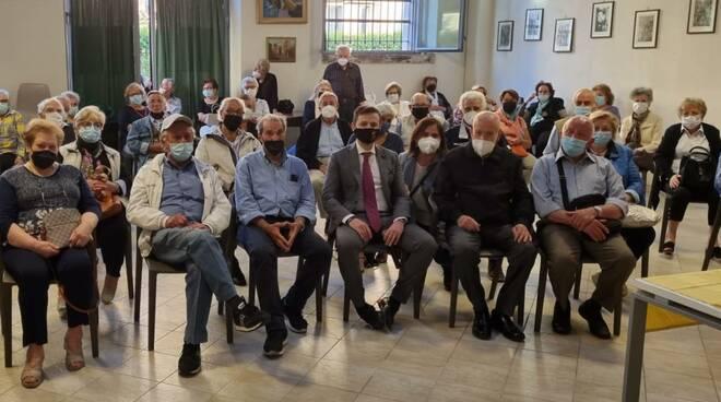 Sorrento: riapre il centro anziani
