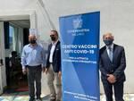 Vaccini comparto turistico a Praiano centro Pane